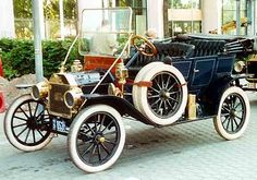 Ford Model T -  1911 Touring
