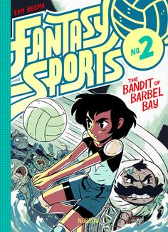 3rd:a Fantasy Sports v.2  I want this series so bad.