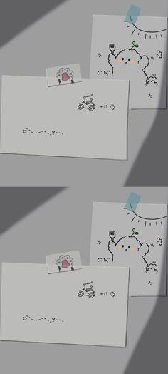 Crazy Wallpaper, Cute Pastel Wallpaper, Funny Phone Wallpaper, Aesthetic Desktop Wallpaper, Soft Wallpaper, Anime Scenery Wallpaper, Cute Patterns Wallpaper, Bear Wallpaper, Kawaii Wallpaper