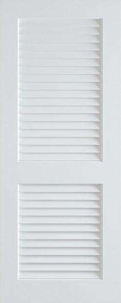 Exceptionnel PLANTATION LOUVER DOORS PRIMED 2 PANEL PLANTATION LOUVERS 1 3/8u201d Interior  Wood Door Rich Vertical Grain Suitable For Staining Or Painting  Environmentally ...