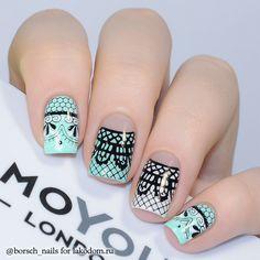 Пластина для стемпинга MoYou London Fashionista 16 - купить с доставкой по Москве, CПб и всей России.