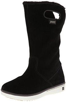 Bogs Kids Boga Waterproof Leather Boot (Toddler/Little Ki... https: