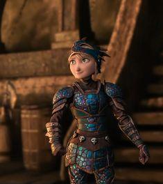 Astrid in her Deadly Nadder dragon armor Httyd Dragons, Dreamworks Dragons, Httyd 3, Disney And Dreamworks, Dragons Edge, Dragon Armor, Dragon Rider, Astrid Cosplay, Hicks Und Astrid