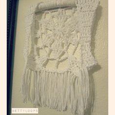 Another pretty crochet vest for the princess of the house!  #bettyloops #customcrochet #crochetaddict #etsy #etsyshop #supportsmallbusiness #shopsmall #etsyusa #etsyforall #etsyfavorites #etsyelite #etsyhunter #etsyspotlight #summer2015 #crochetvest #beach #beachcoverup