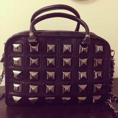 Studded BJ purse<3