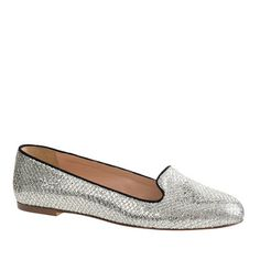 These menswear-inspired loafers are easy, chic and definitely cool.