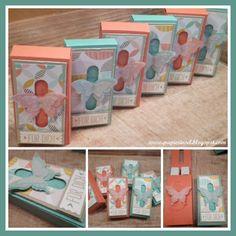 ... den Schmetterlingsverschluss ;): In die kleine Box passen z.B. zwei KiScho-Riegel ... wen die Maße interessieren: CS in 26,3 x 6,6 ...