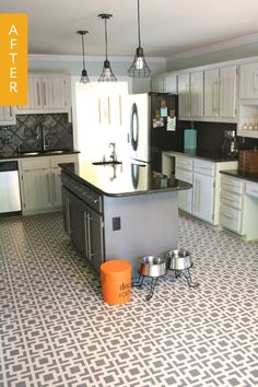 Before & After: The Most Amazing $700 Kitchen Remodel We've Seen — Kitchen Remodel