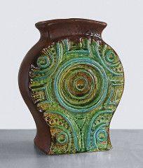 Carstens Tonnieshof 7854-25 (Fat Lava Wadersloh) Tags: west peter german 70s vase pottery dieter carstens wgp tnnieshof carstenstnnieshof