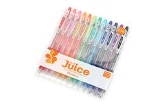 Pilot Gel Ballpoint Pen Juice - 0.38mm only sold in Japan but can sometimes get on amazon