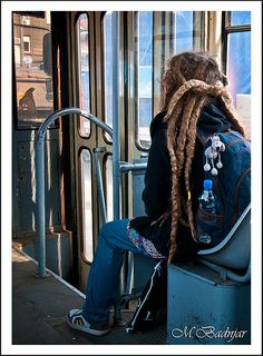 I wish I could have dreads like this. Jealous! :: #dreadstop