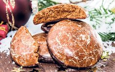 Lebkuchen and other German Christmas biscuits