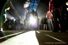 Traffic, Torino Free Festival 2013. Il suggestivo spazio dei Cantieri OGR - #Torino