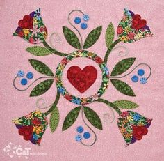 New Release! Simply Successful Appliqué…and a giveaway! More