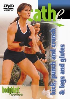 Body Blast Series: Kick, Punch and Crunch + Legs workout DVD 7 Workout, Kickboxing Workout, Workout Dvds, Workout Videos, Crunch Workout, Exercise Videos, Workout Ball, Losing Weight Tips, Lose Weight