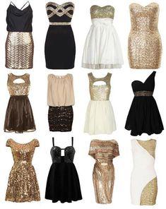 dicas de vestidos de festa curtos