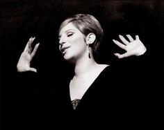 We love Barbra Streisand
