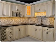 Bisque Cabinets