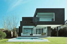 12 estilos diferentes de fachadas marcantes - Casa