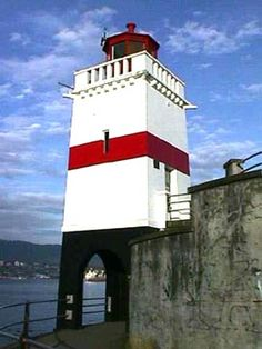 Brockton Point Lighthouse, British Columbia