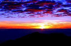Mt. Haleakala Maui Hawaii watched an amazing sunrise here. Google ...
