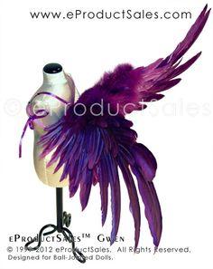 Original #eProductSales Gwen #BJD #Wings