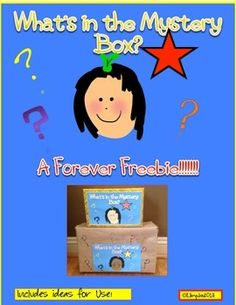 """Free """"Can You Guess What's in the Box?"""" A Motivational Tool to Promote Critical Thinking"""