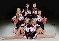 basketball cheerleading picture - Bing Images