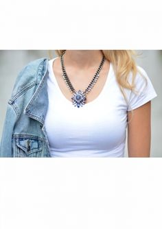 Heart Of Ocean Statement Necklace 19,90€ #happinessbtq