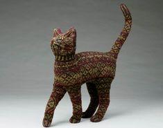 Fair Isle Cat