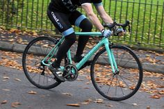 Pro Cycling WorldTour - Community - Review: Bianchi Specialissima - carbon superbike with Shimano Dura-Ace.