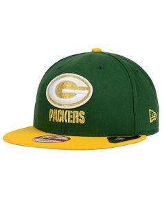 New Era Green Bay Packers The Burbank 9FIFTY Snapback Cap