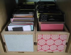 rocking paper & scissors: inside my craft room: part two