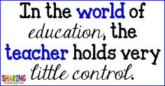 In the world of educ
