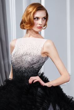 Dior haute couture-S '12.