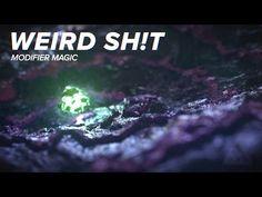WEIRD SH!T EP001 - Modifier Magic [BLENDER] - YouTube