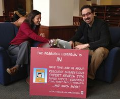 The Research Librarian is In Library Services, Library Programs, Harvard Law, Law School, Research, Signage, Clinic, Berry, Search