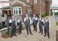 Groomsmen Wedding Photography Kentucky Bowling Green Olde Stone