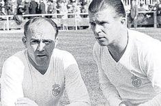 Puskas & Di Stefano Real Madrid                                                                                                                                                                                 Más