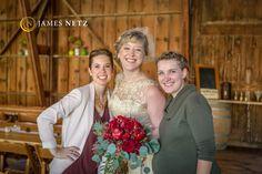 Bride & Jessica Wonders - James Netz Photography - Wedding Photo Shoot