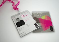 Nice identity with beautiful shapes and colours