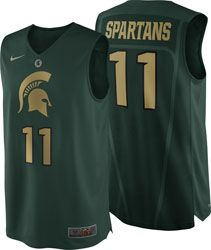 Michigan State Spartans Nike 2012-2013 On-Court Hyper Elite Road Authentic Basketball Jersey  http://www.fansedge.com/Michigan-State-Spartans-Hyper-Elite-Road-Authentic-Basketball-Jersey-_-1587959117_PD.html?social=pinterest_pfid66-57376