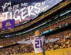 Sports Graphic Design, Sport Design, College Football Recruiting, Sports Graphics, Lsu, Cheer, Marketing, Creative, Archive