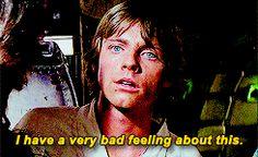 Luke Skywalker / #GIF