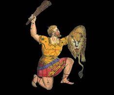 orion mythology