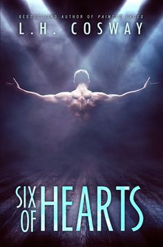 """Six of Hearts  I am thinking this book is like Prestige and shit...about mind works and magicians...and i am not looking forward but like they say...""""don't judge the book by its blurb"""" hehehe"""