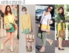 verde e amarelo <3