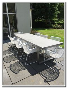 outdoor table and chairs modern-#outdoor #table #and #chairs #modern Please Click Link To Find More Reference,,, ENJOY!! Modern Table And Chairs, Outdoor Tables And Chairs, Outdoor Rocking Chairs, Outdoor Sofa Sets, Outdoor Decor, Outdoor Storage, Target Patio Chairs, Bamboo Chairs, Painted Kitchen Tables