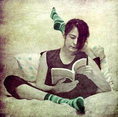 Yoga while you read