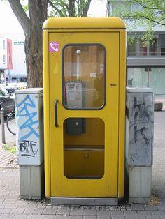 phone booth Germamy